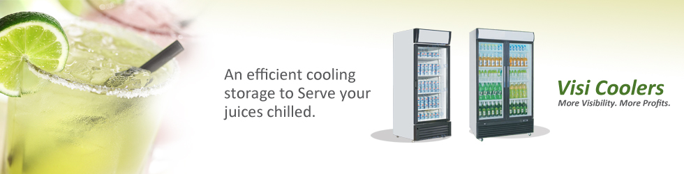 Products Commercial Refrigeration Products Visi Coolers
