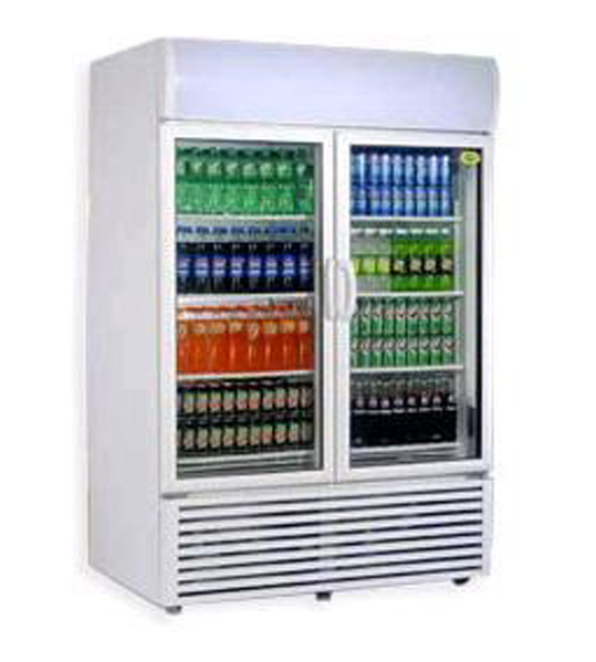 Western Visi Coolers Refrigerated Displays Commercial