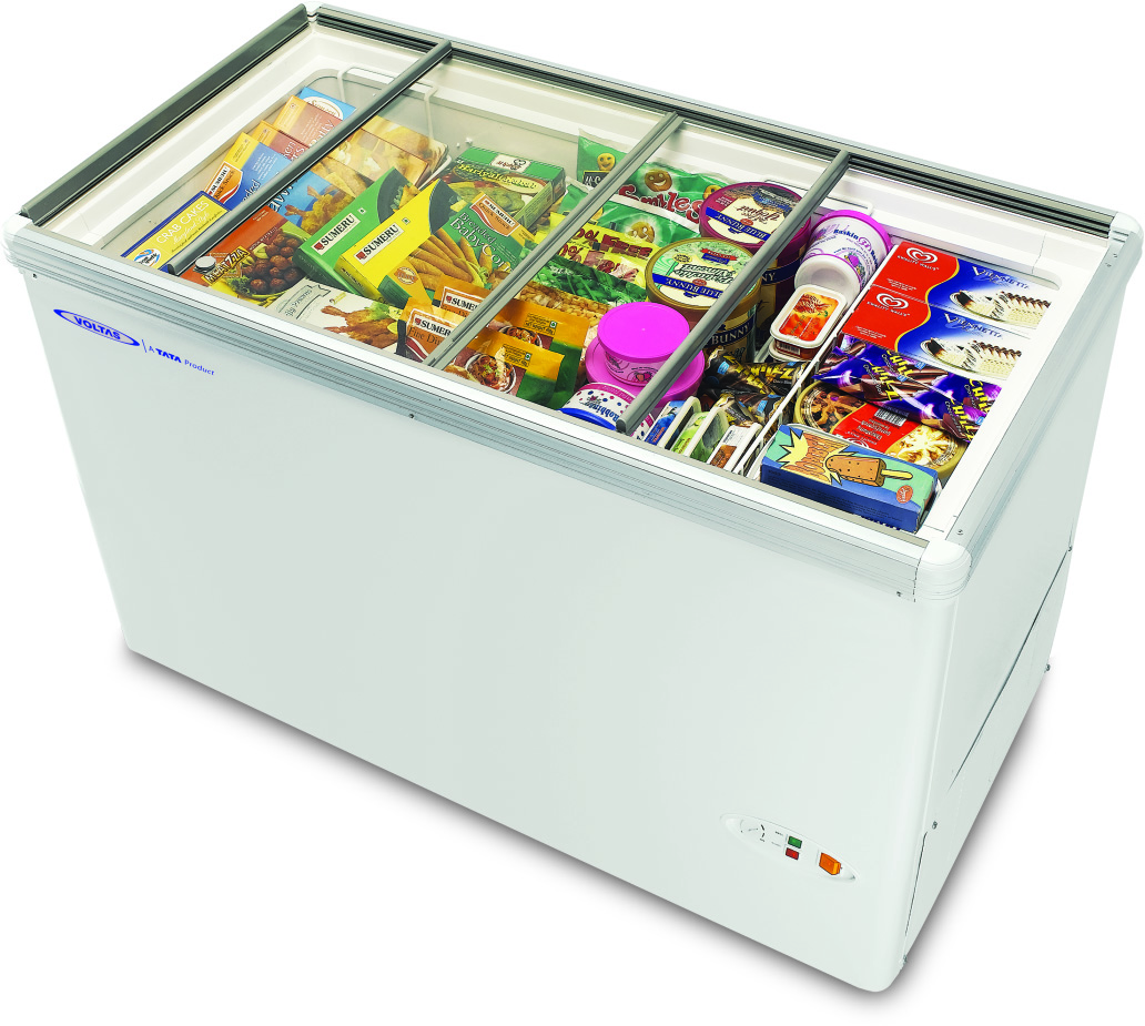 Technical Specifications For Glass Top Horizontal Freezers